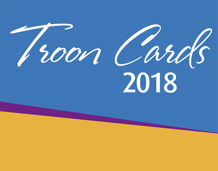 2018 GA TwoSome Card